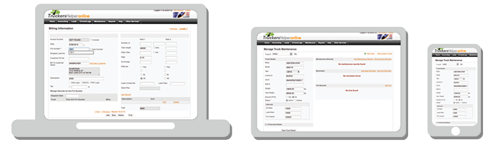 Trucking Business Software | Trucking Accounting Software | Trucking